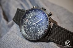 Breitling Navitimer 1461 Black (48mm)