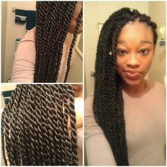 My Senegalese Twist..in love with them.
