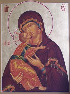 orthodox icon, icon orthodox, theotoko icon, favorit icon