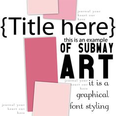 Subway art on pinterest 47 pins for Subway art template microsoft word