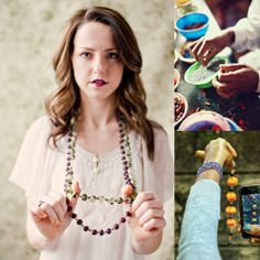 Ethical Jewelry (and it's gorgeous too.)   |   Soko's innovative mobile technology tools empower designers and artisans in the developing world to sell their goods online and get paid directly, with no need for a computer or a bank account. moch idea, shop handmad, metasoci design, jewelry accessories, handcrafted jewelry, handmade jewellery, gift idea, handmade jewelry