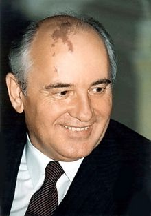 Elected General Secretary of the Communist Party of the Soviet Union in 1985, Mikhail Gorbachev quickly began instituting his policies of glasnost (political openness) and perestroika (transformation), intended to bring the U.S.S.R. into a new economic and political era.