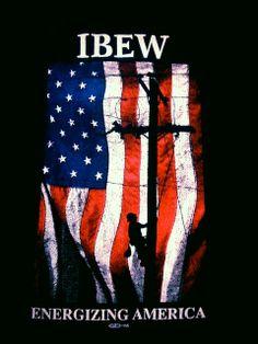 IBEW T-shirt