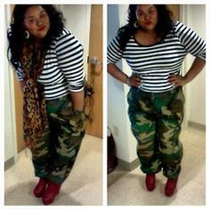 love camo pants on women. Submitted by http://brokebougie.blogspot