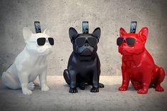 Speaker 1 Bulldog iPhone Speakers by Jarre Technologies
