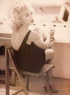 Madonna photographed by Steven Meisel