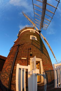 Windmill at Cley next the Sea.