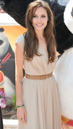 Angelina Jolie: beauty