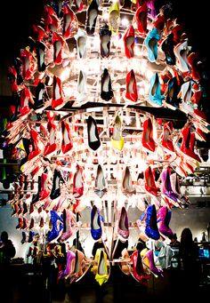 kurt geiger shoe chandelier - Google Search