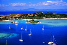 Musket Cove Resort Fiji