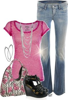 """""""It's a jungle out there!"""" by fluffof5 on Polyvore"""