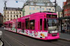Straßenbahn (Adeline calls this one the Foofa Choo-choo)