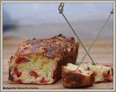 Cake Magrets de Canard & Poivrons