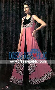 Fon Chevro, Product code: DR3696, by www.dressrepublic.com - Keywords: Shalwar Kameez for EID 2011 USA, Salwar Kameez EID 2011 Collection Buy Online in USA