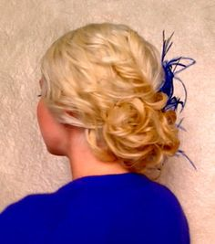 Lilith Moon updo's