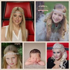 We love watching NBC's The Voice! If you love the drop down shimmer bands Shakira and Christina Aguilera wore on the show then you will love Enchanted Shimmer Designs Jasmine, Raindrop and Amirah shimmer bands! www.enchantedshimmer.com