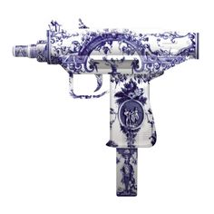 Delft Machine Gun by Magnus Gjoen. $450