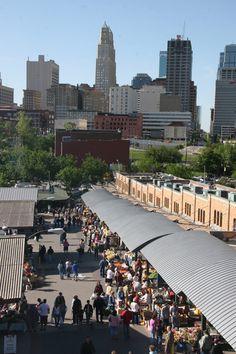 City Market, Kansas City