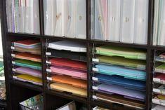 organ scrapbook, craft, scrapbook supplies, scrapbook organization, scrapbook paper, papers, scrapbook storage, paper organization, paper storage