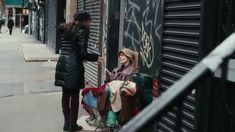 People Walk Past Loved Ones Disguised As Homeless On The Street Social E...