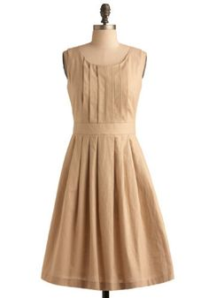 Natural Wonder Dress, #ModCloth $99.99