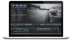 Apple - Final Cut Pro X - A revolution in creative editing.