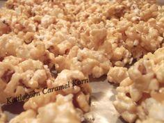 No Bake Kettlekorn Caramel Corn