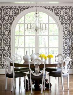 Dining room...