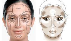 #makeup #contour
