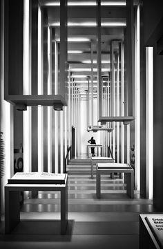 Interior del Museo BMW en Munich