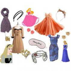 Disney Inspired Fashion - Aurora