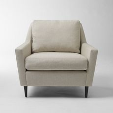 Everett Upholstered Chair-West Elm