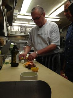 Chef Kevin Penner