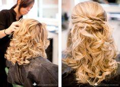 straight hair, bridesmaid hair, prom hair, men fashion, bridal hair
