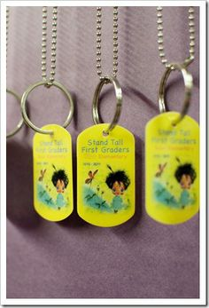 Brag Tags...possible PBIS???
