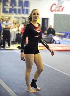 gymnastics, gymnast #KyFun