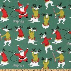 michael miller unruly reindeer