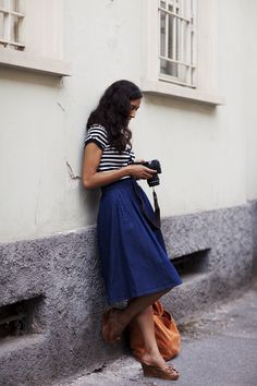{effortless chic} hope to achieve this one day!