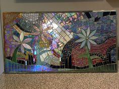 My favorite artist - Hand cut glass mosaic.