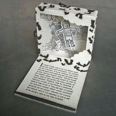 The Fall, Limited Edition Diorama Storybook.