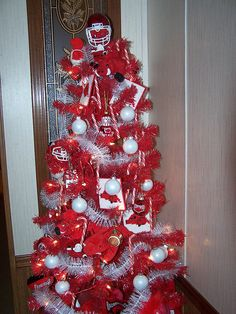 Razorback Christmas Tree :)