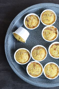 French onion muffins recipe