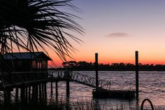 Love these photos from a recent Tybee Island vacation! So peaceful…  @Mermaid Cottages Vacation Rentals
