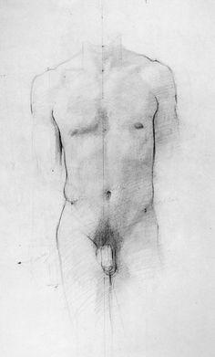 Art - Drawing - Male
