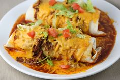 Smothered Burritos Recipe | Free Online Recipes | Free Recipes