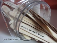 150 fun things to do with kids...  print file onto label paper, stick labels on popsicle sticks, stick popsicle sticks into jar, stick child's hand into jar every time they utter the phrase, {i'm bored!}