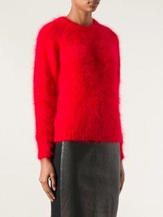 angora sweater, fluffi sweater