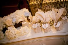 Vintage Shabby Chic Florida Wedding By Ashton Events