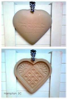 Heart cookie mold