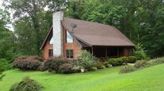 1177 Gip Manning, the Log home of your dreams!